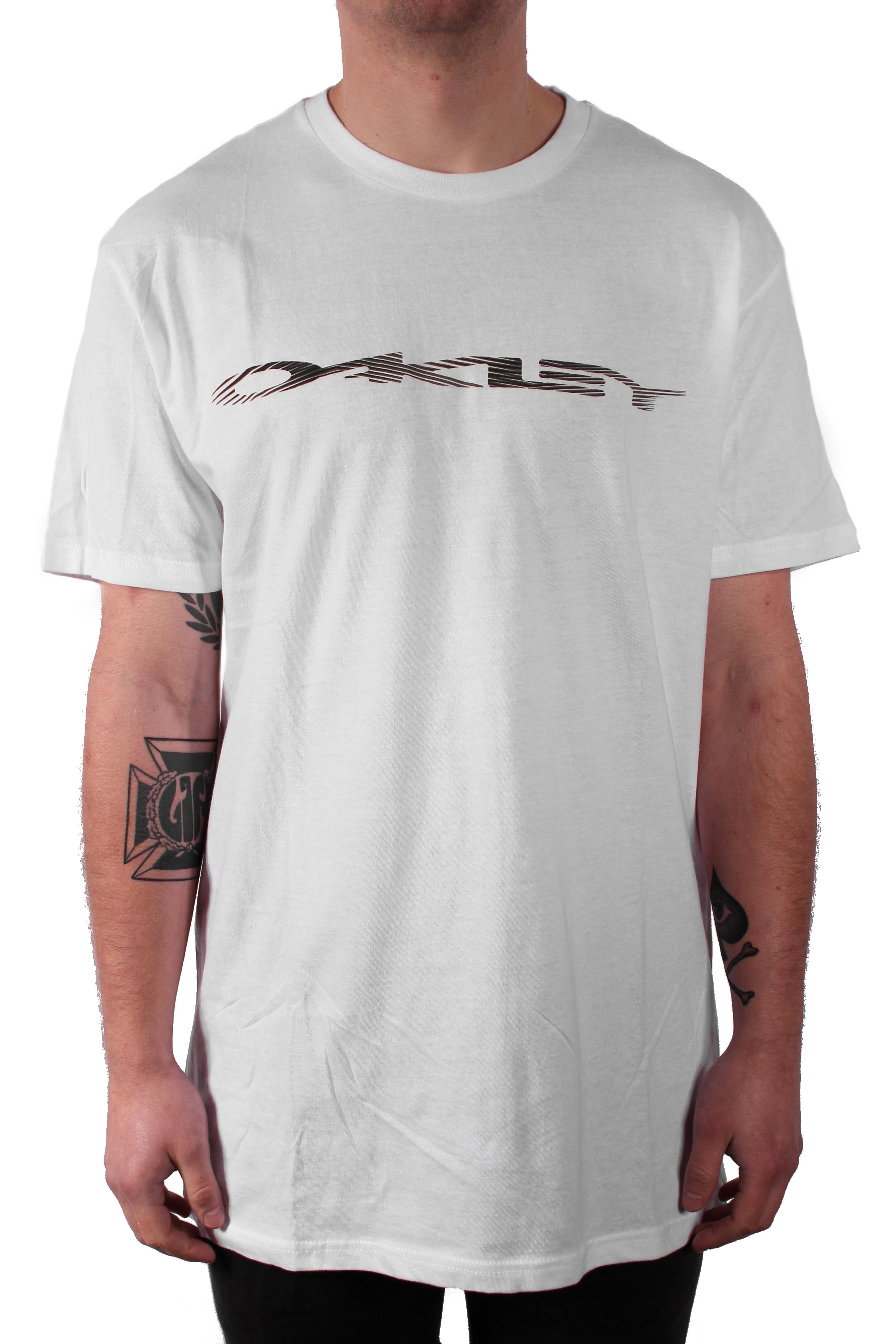 Koszulka Oakley Mist Tee (White)