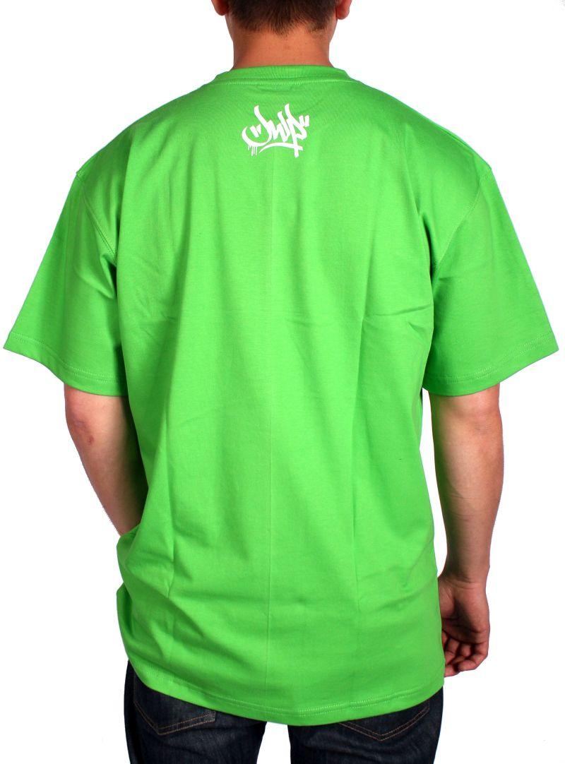 Koszulka Smoke Story Group Ssg Jwp Train (Green)