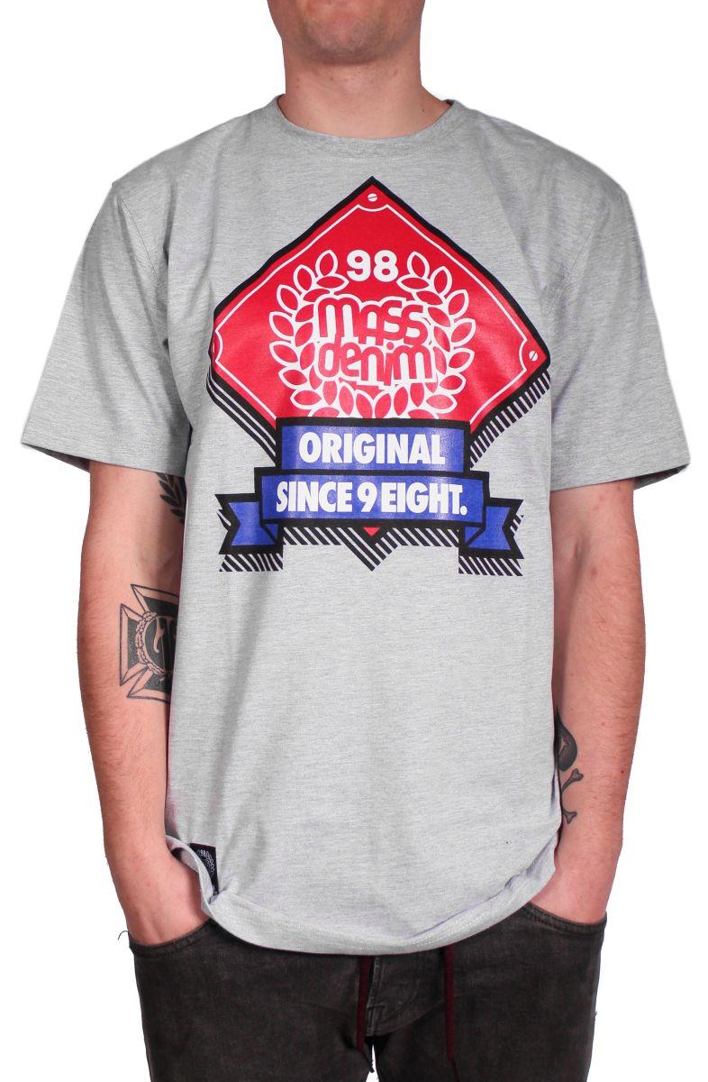 Koszulka Massdnm Ambition (Grey)