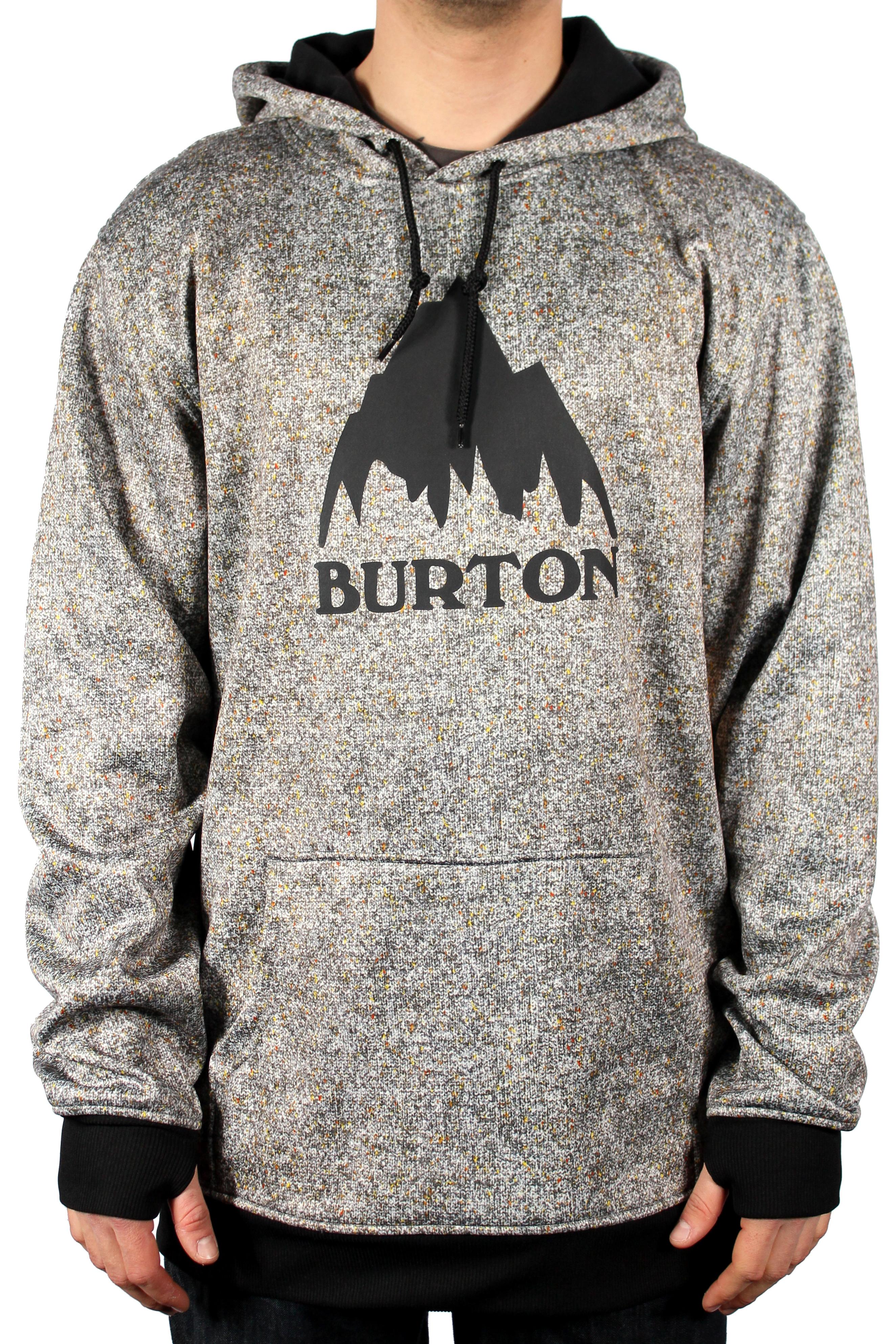Bluza Aktywna Burton Crown Bonded (Sweater Nepp)