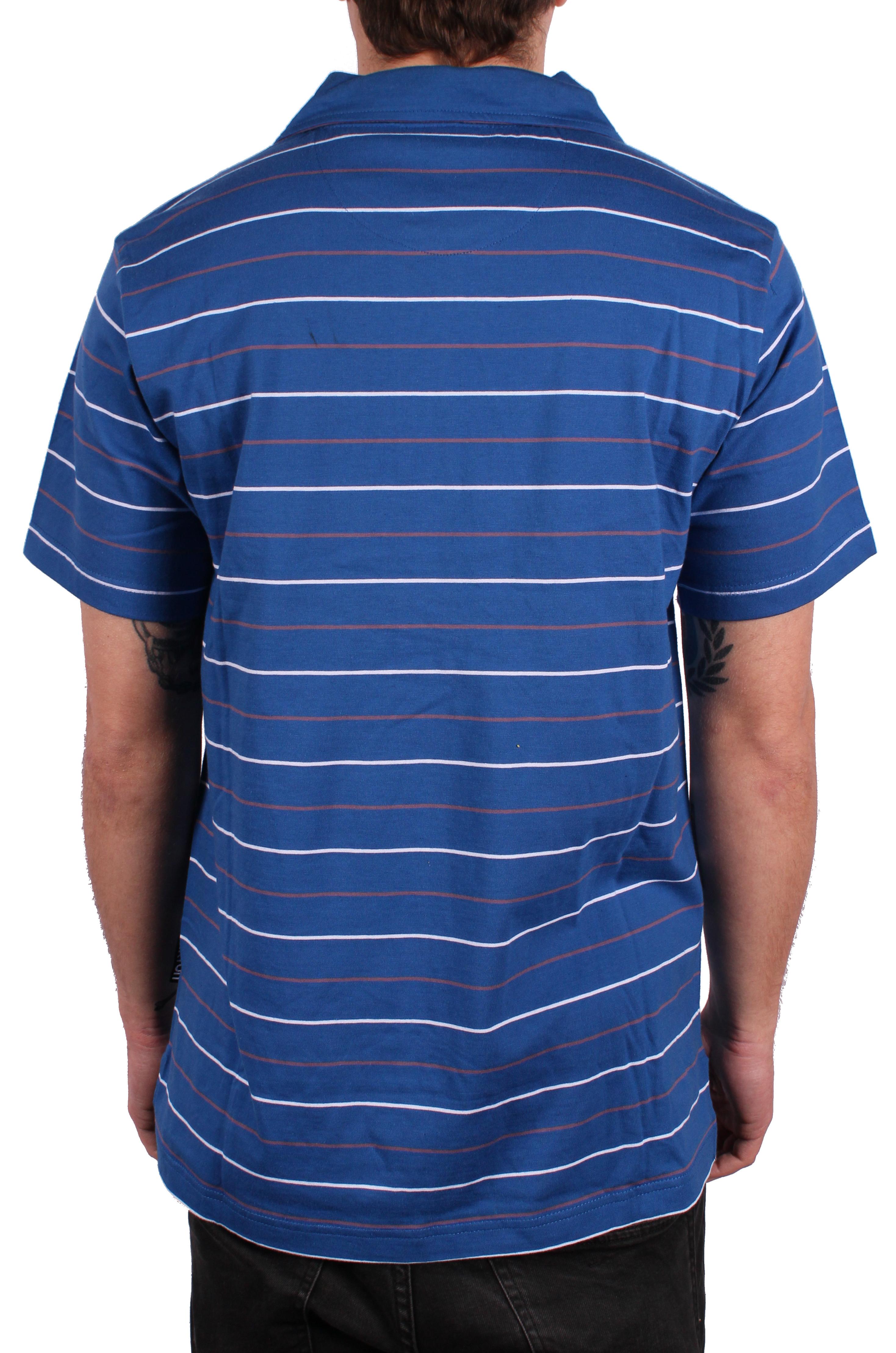 Koszulka Polo Burton Stripe Polo (Classic Blue)