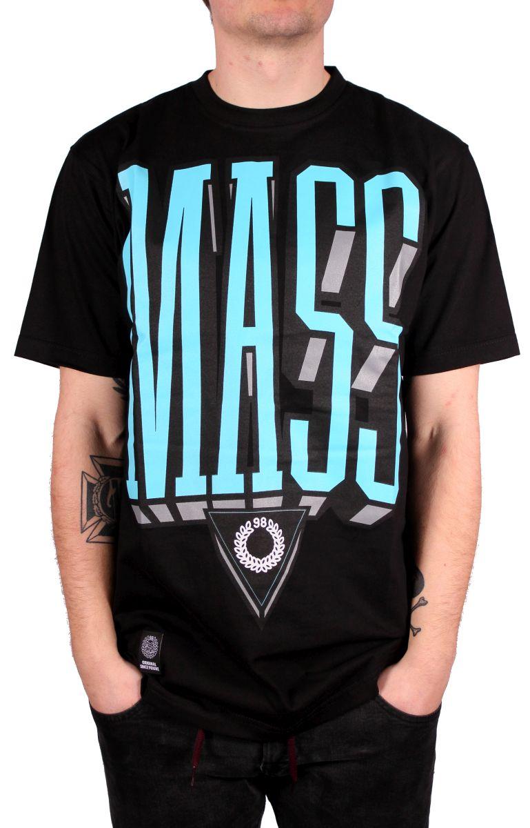 Koszulka Massdnm Block (Black)