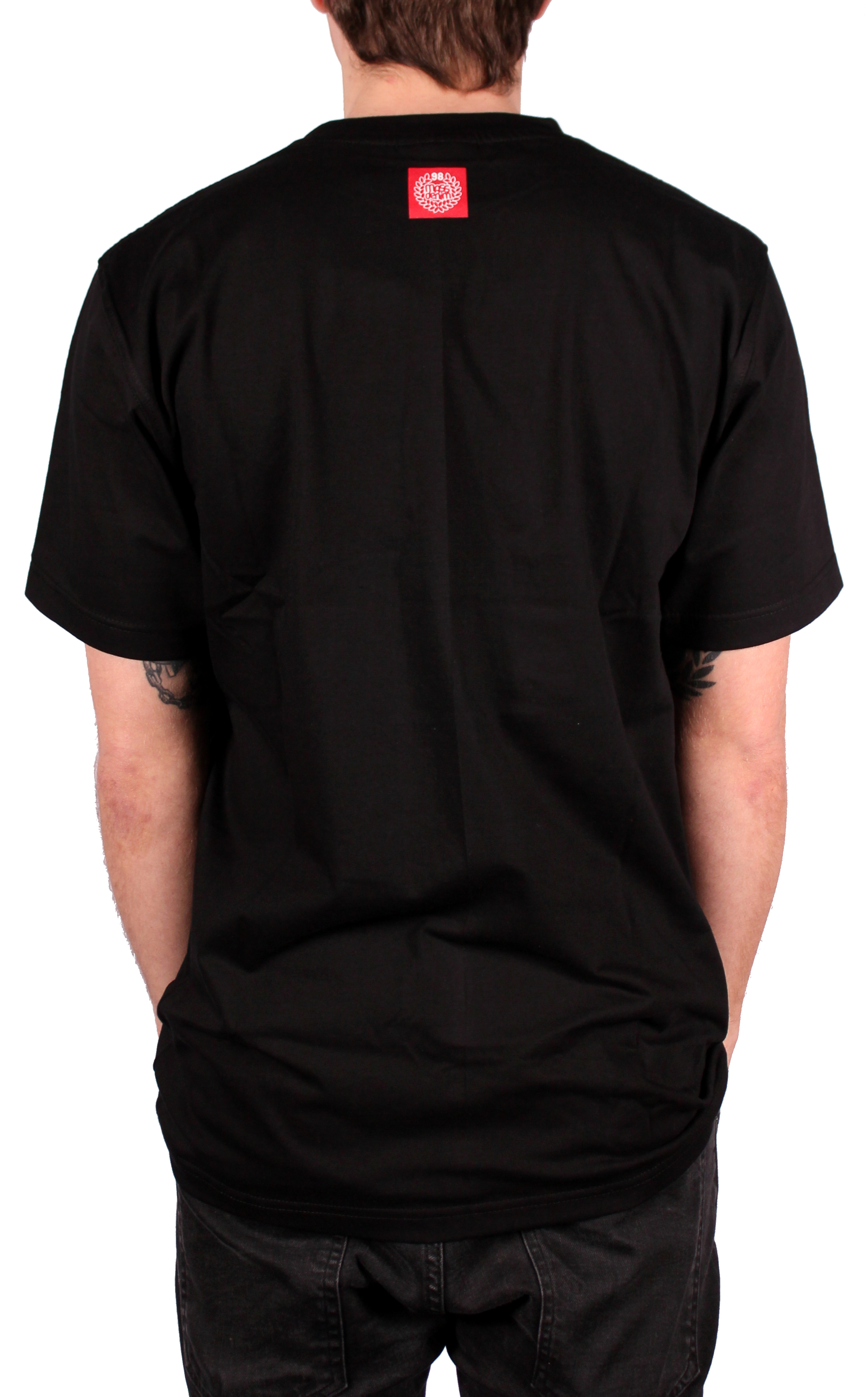 Koszulka Massdnm Dope (Black)