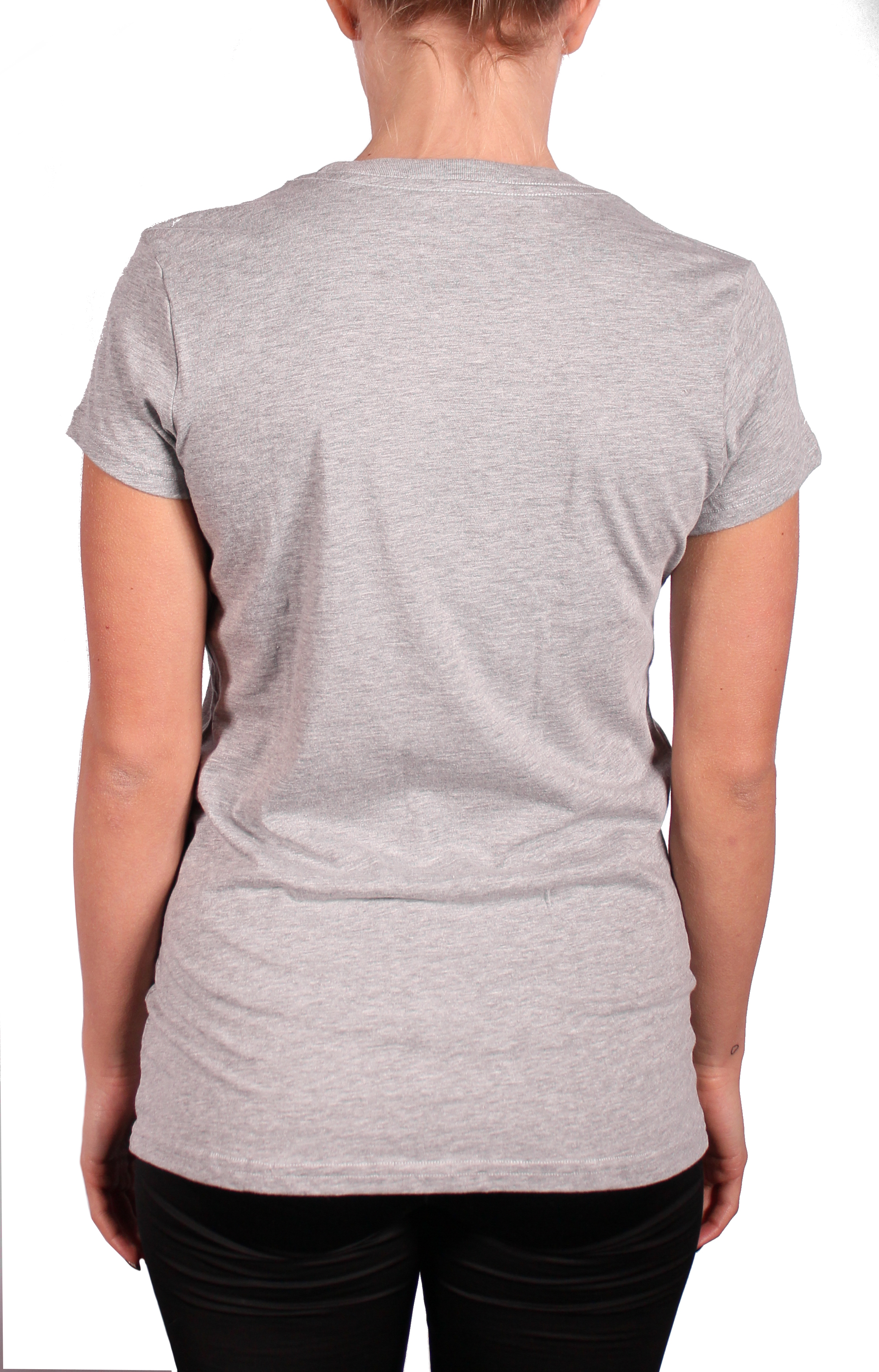 Koszulka Damska Wisdom (Heatther Grey)