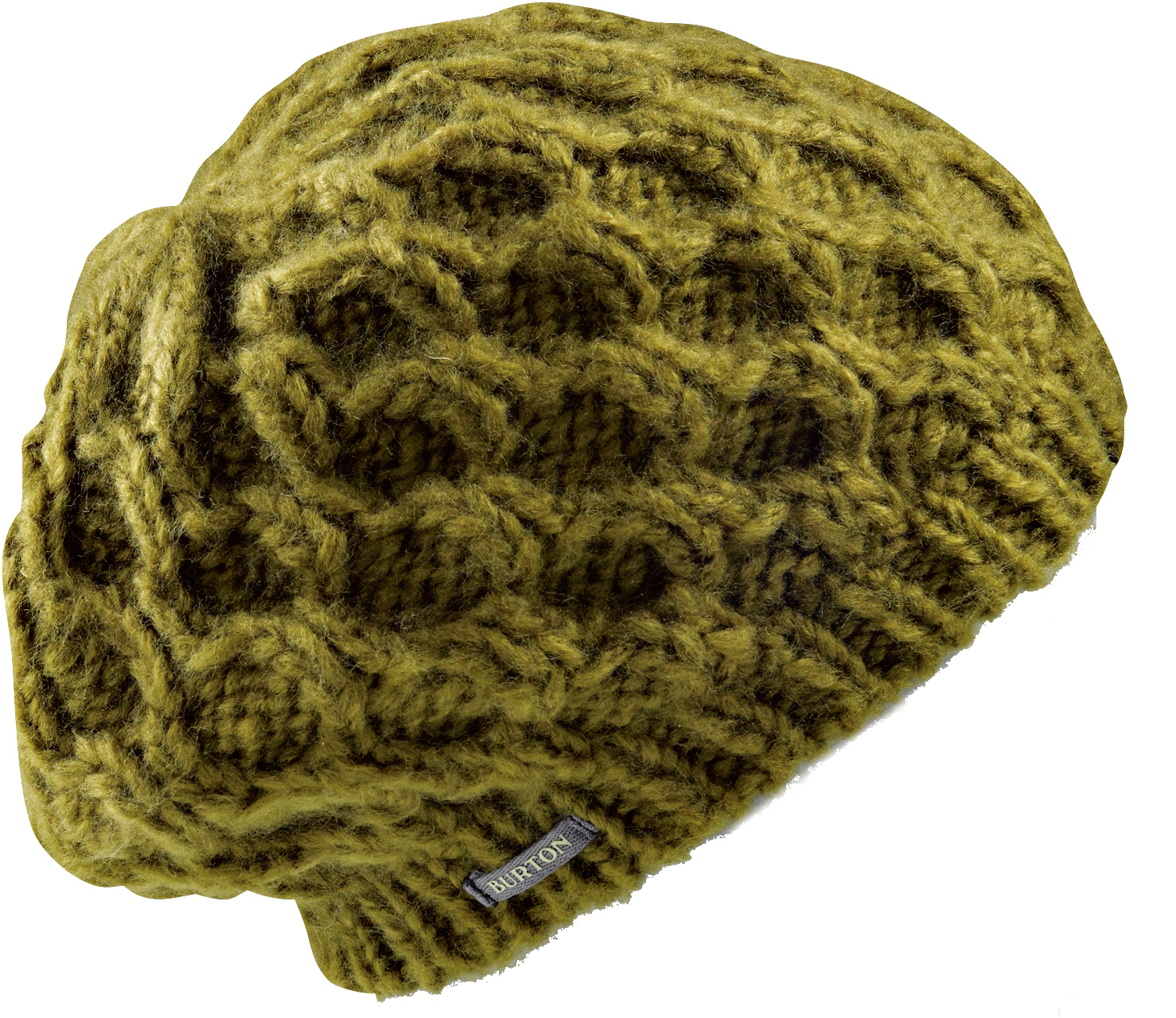 Czapka Zimowa Burton Honeycomb (Olive)