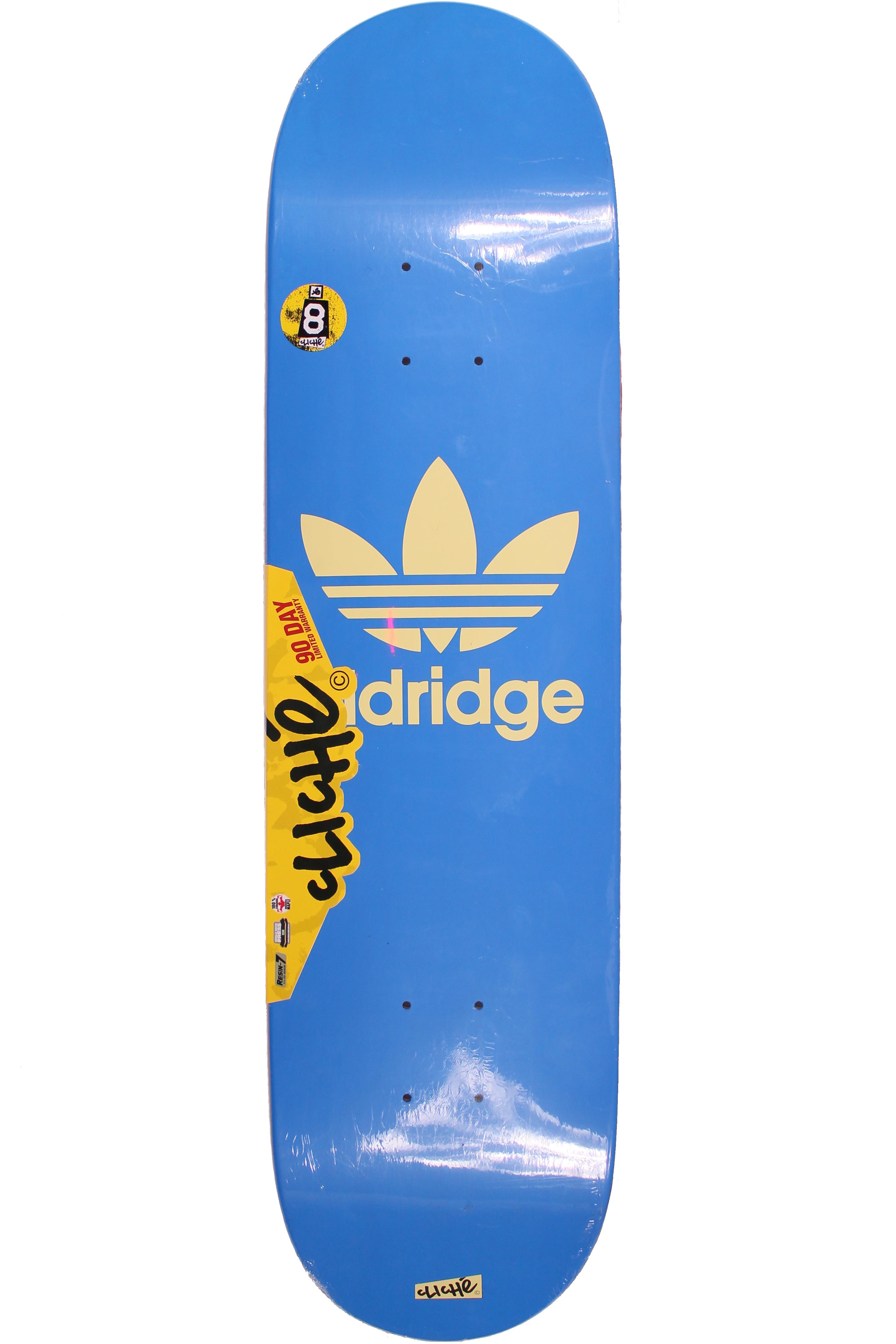 Deska Cliche Eldridge Adidas Originals Blue