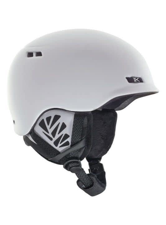Kask Snowboardowy Anon Griffon (Light Gray) W19