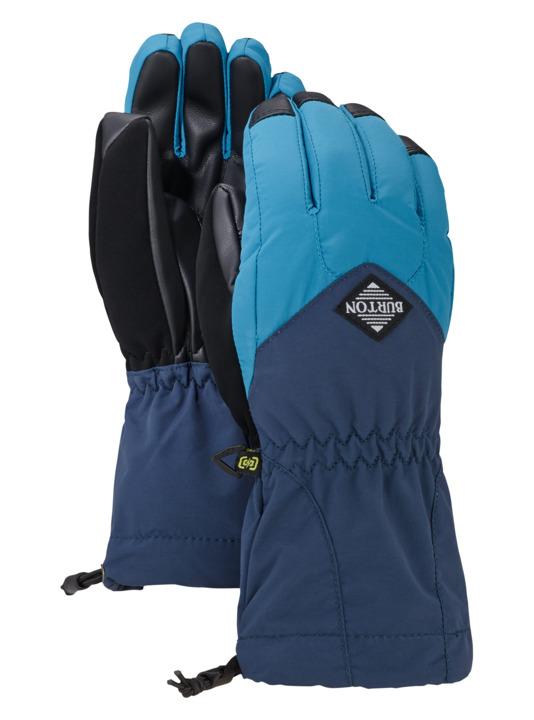 Rękawice Snowboardowe Burton Youth Profile (Mountaineer Mood Indigo) W18
