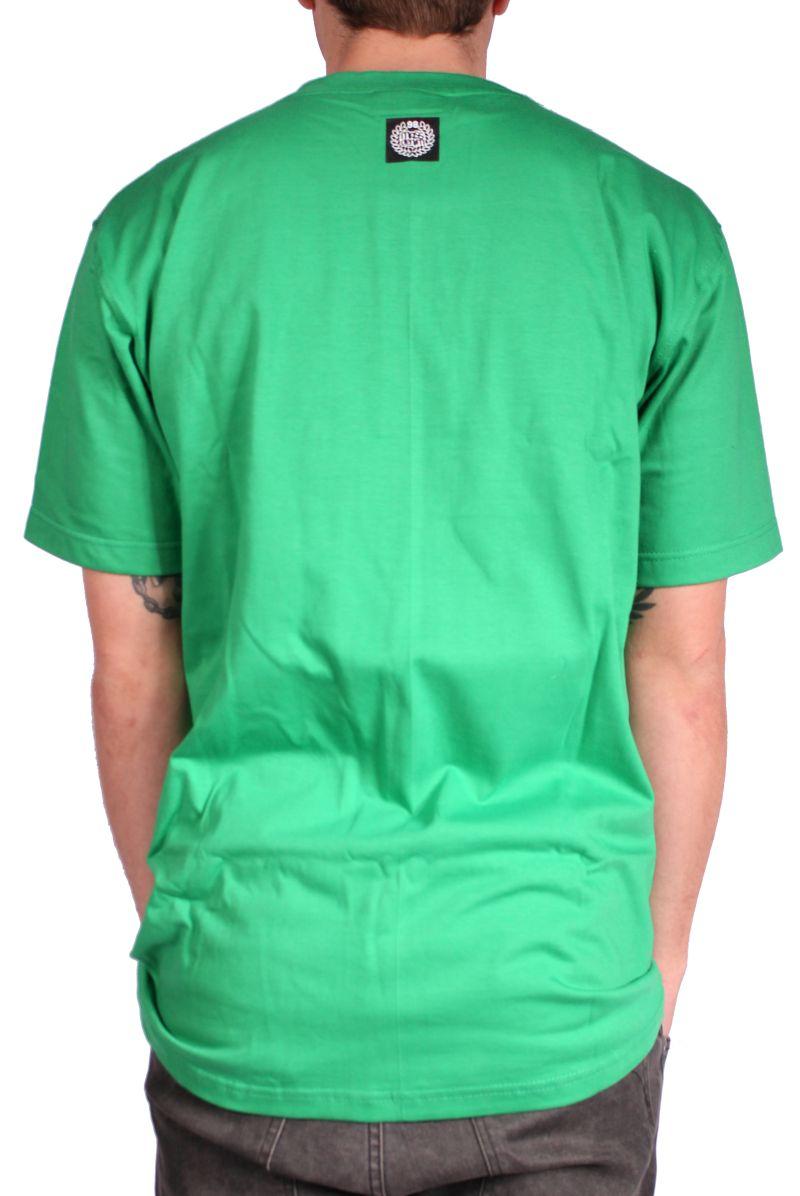 Koszulka Massdnm Base 14 (Green)