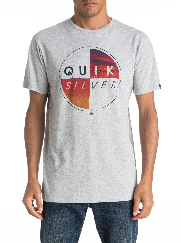 Koszulka Quiksilver Blazed (Athletic Heather) Ss17