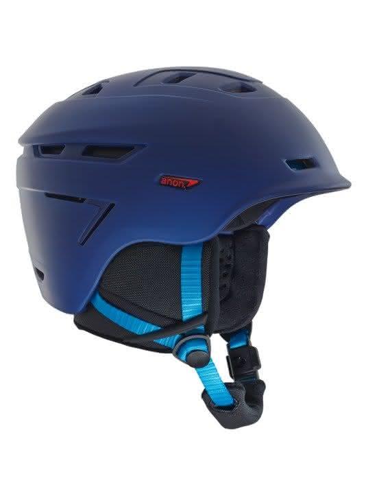 Kask Snowboardowy Anon Echo (Blue) W19
