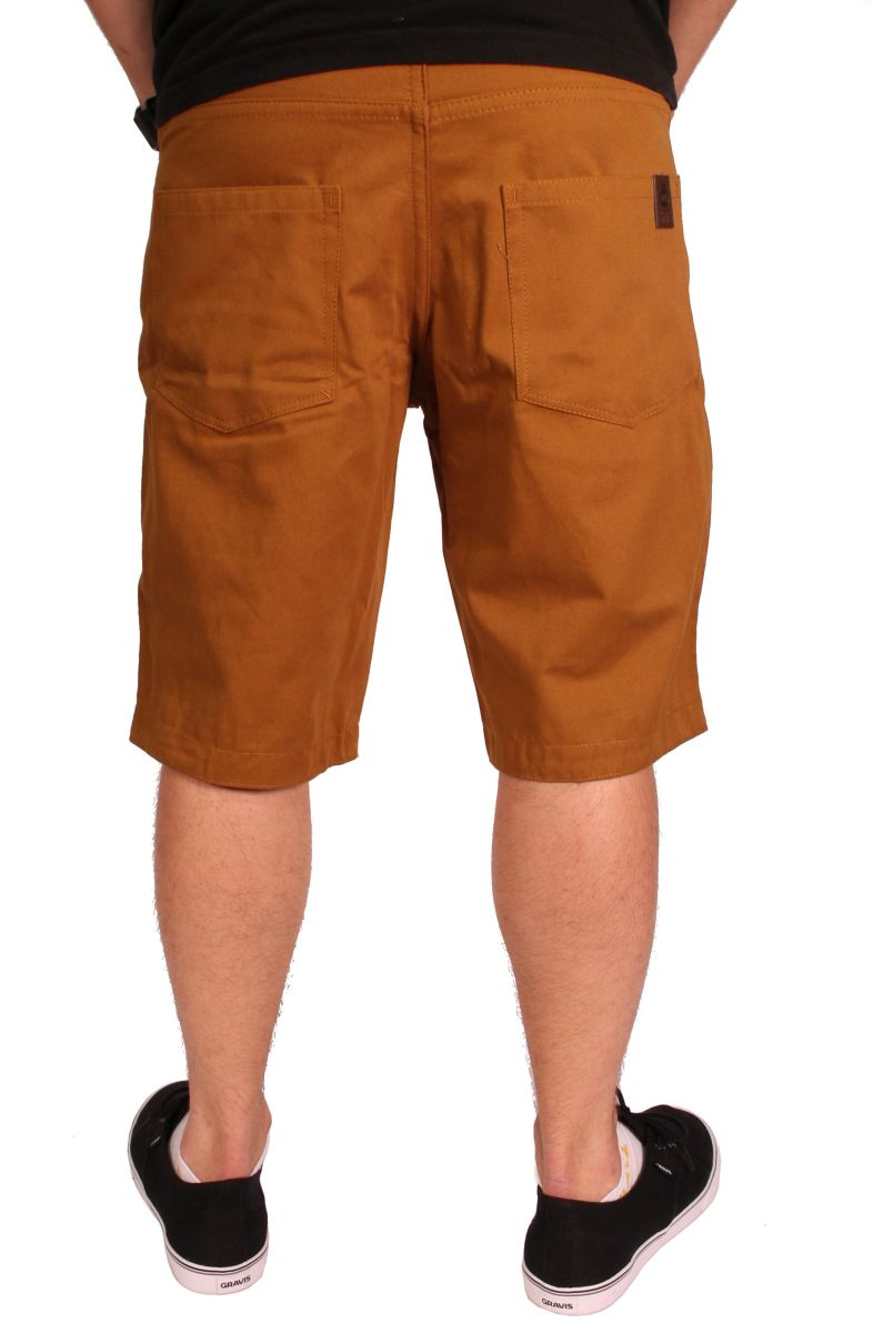 Szorty Turbokolor Classic Shorts (Mustard)