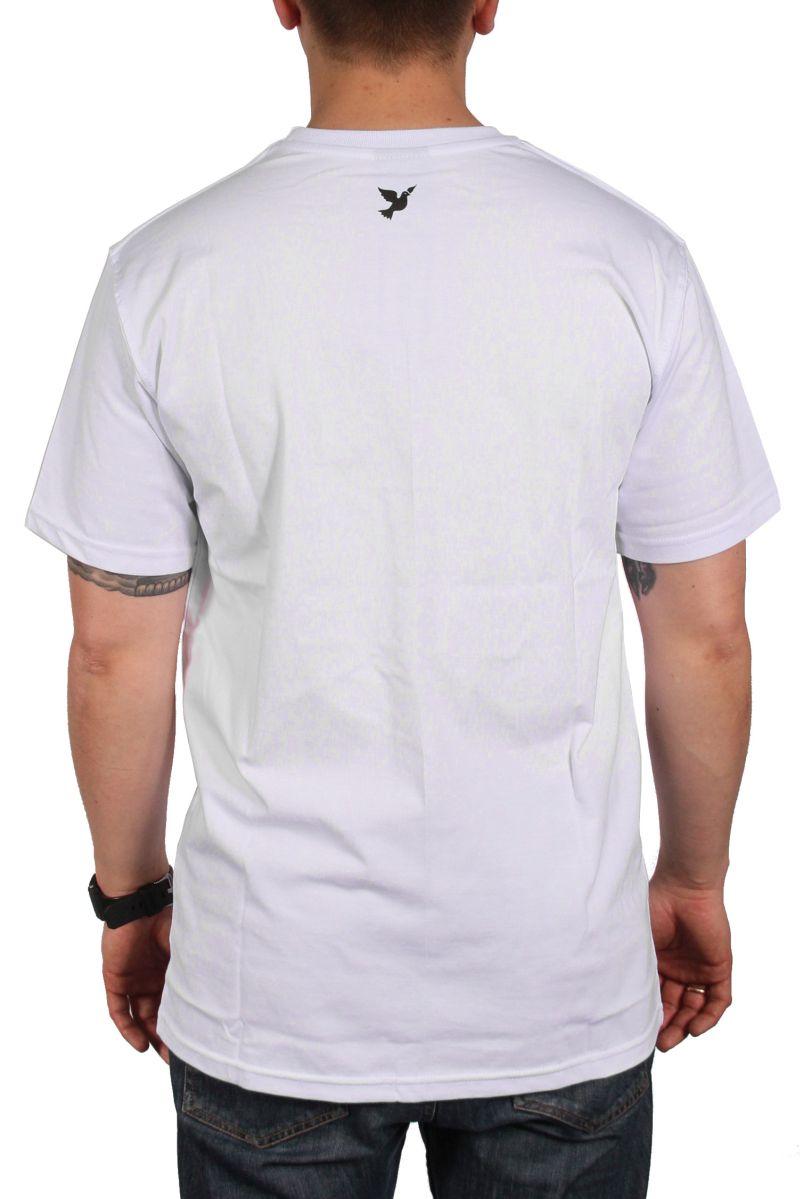Koszulka Nervous Holo (White)