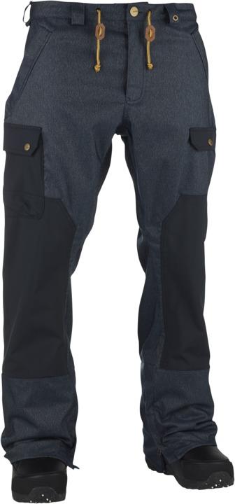Spodnie Snowboardowe Analog Upland (Indigo Denim)