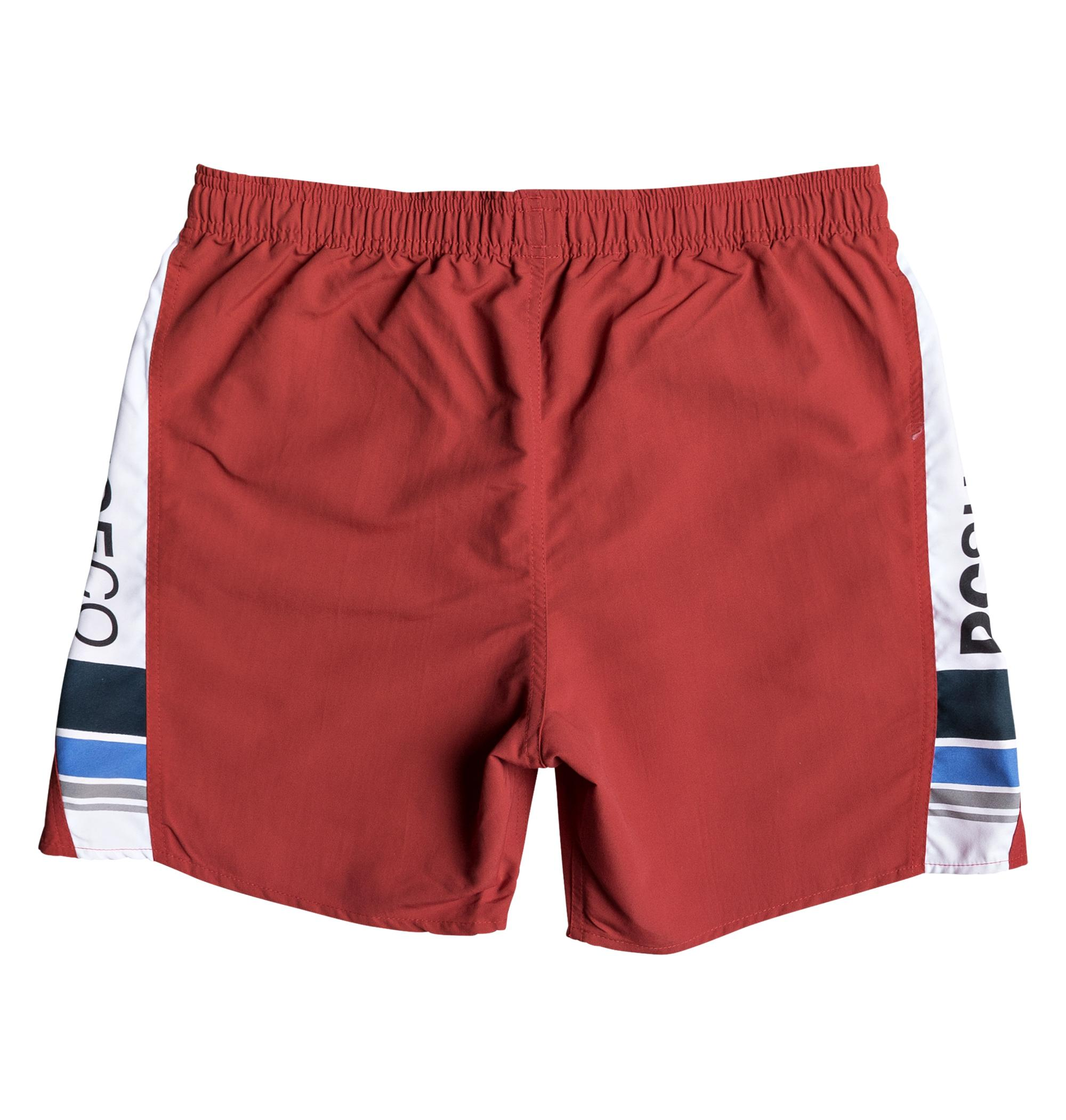 Szorty Dc Breakwall 2 Volley (Tango Red) Ss18