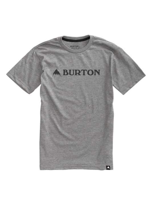 Koszulka Burton Mtn Horizontal (Gray Heather) W19