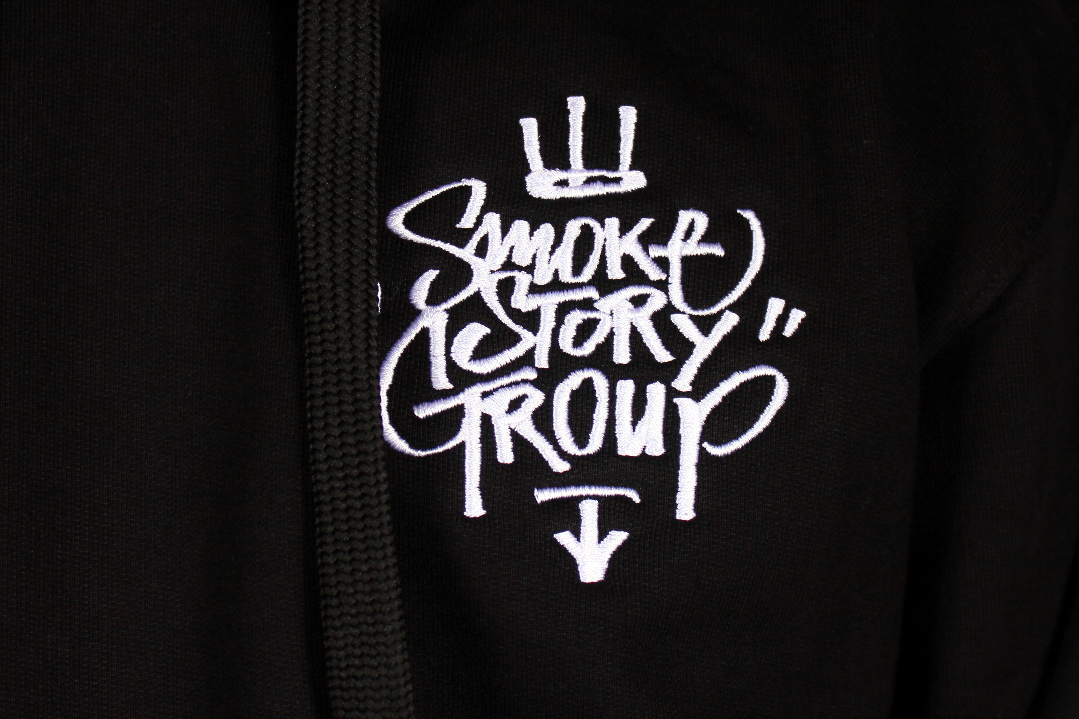 Bluza Smoke Story Group Ssg Tag (Black)