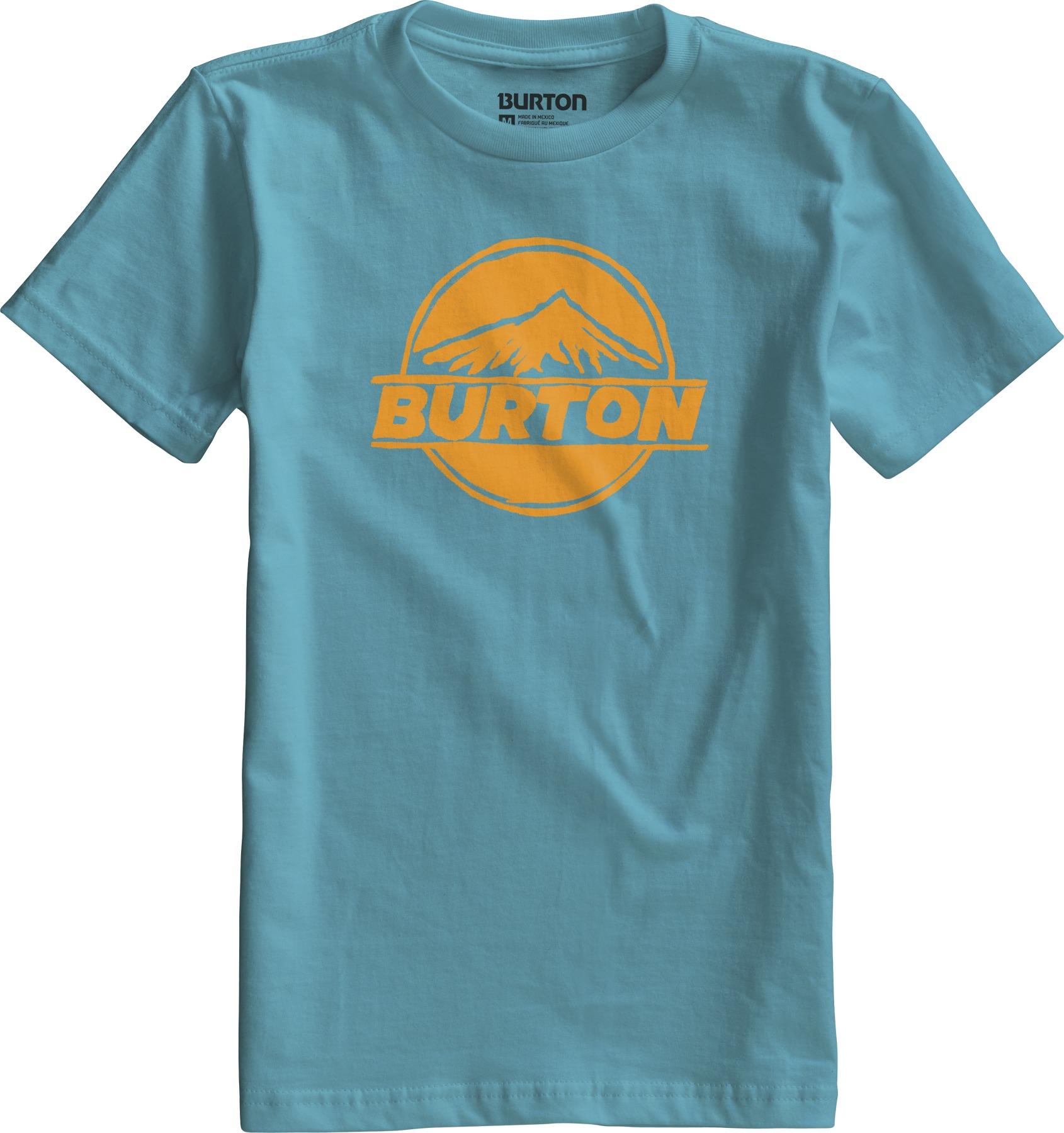 Koszulka Dziecięca Burton Boys Peaked (Gulf Stream)