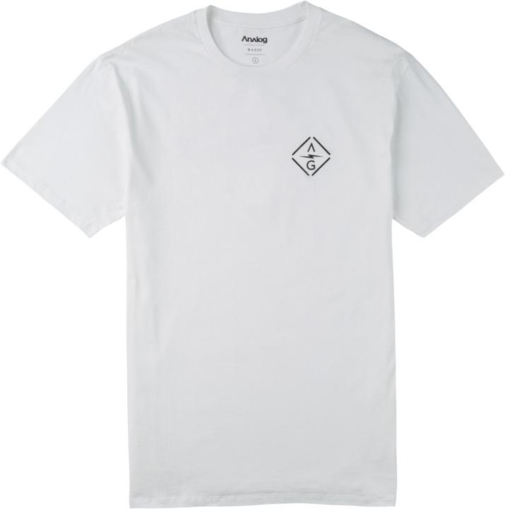 Koszulka Analog Quiick Strike (White)