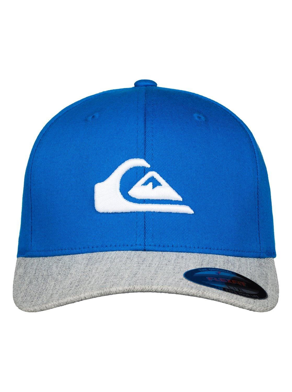 Czapka Z Daszkiem Quiksilver Mountain And Wave (Imperial Blue)