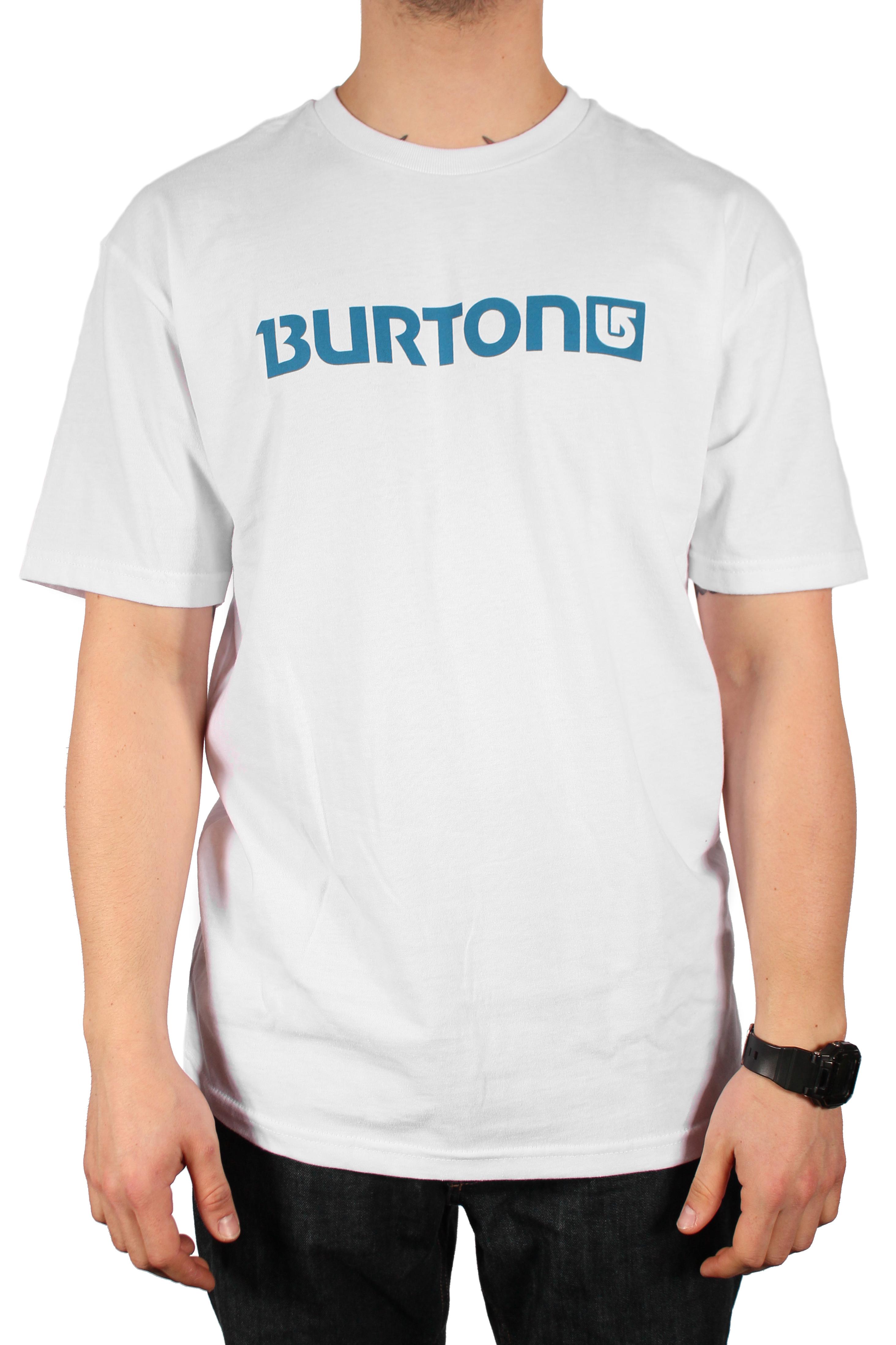 Koszulka Burton Horizontal (Stout White)
