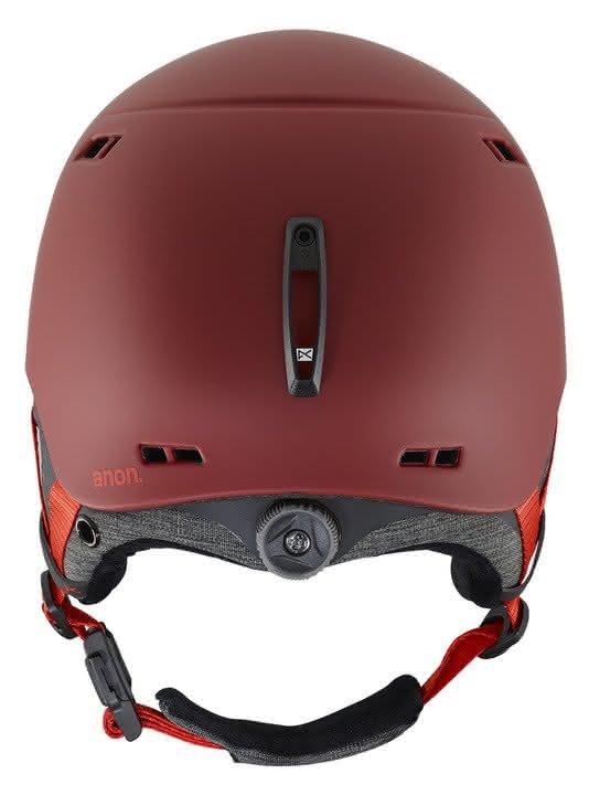 Kask Snowboardowy Anon Rodan (Red) W19