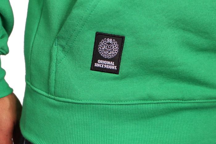 Bluza Massdnm Base Hoody (Green)