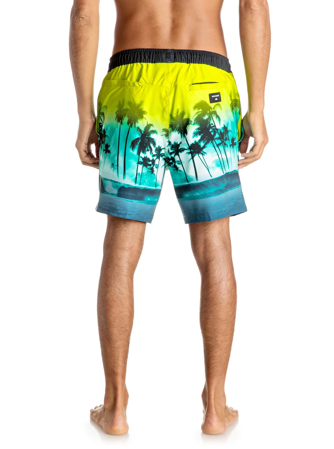 Szorty Quiksilver Waves Volley 17