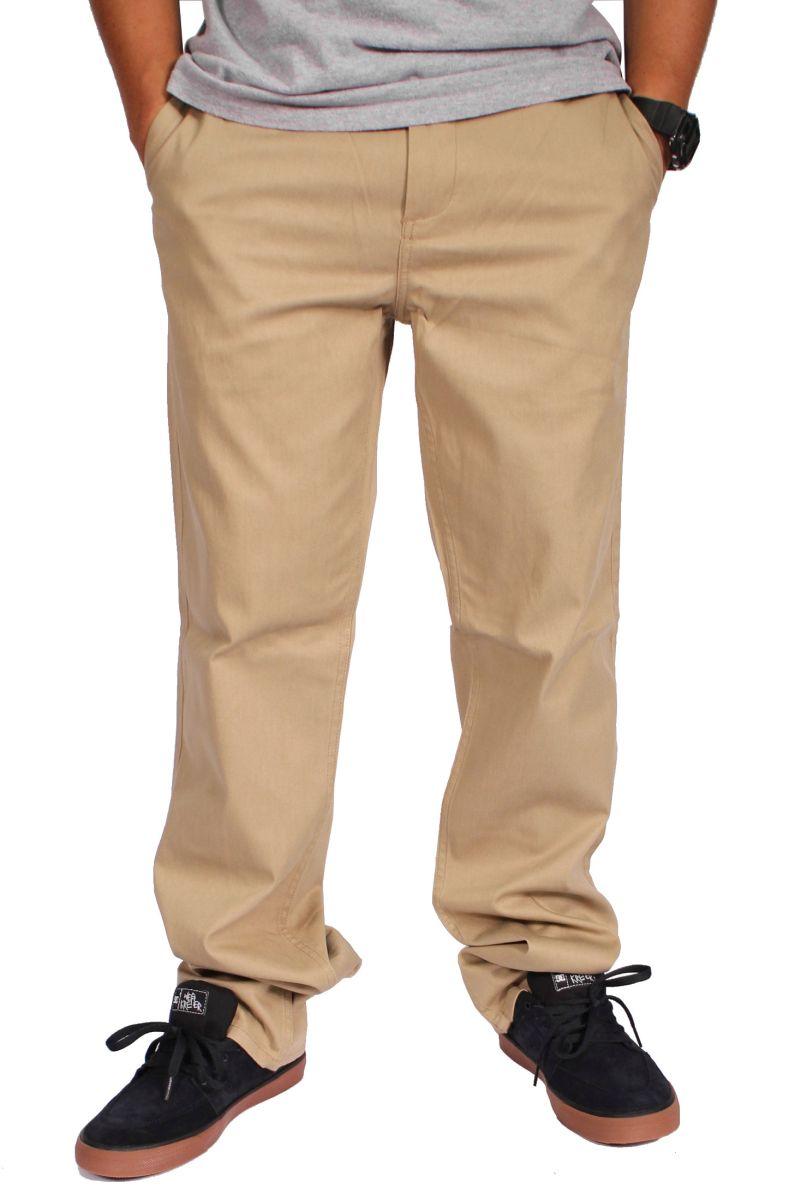 Spodnie Dc Worker (Khaki)