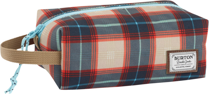 Piórnik Burton Accessory Case (Sunset Plaid) Ss16