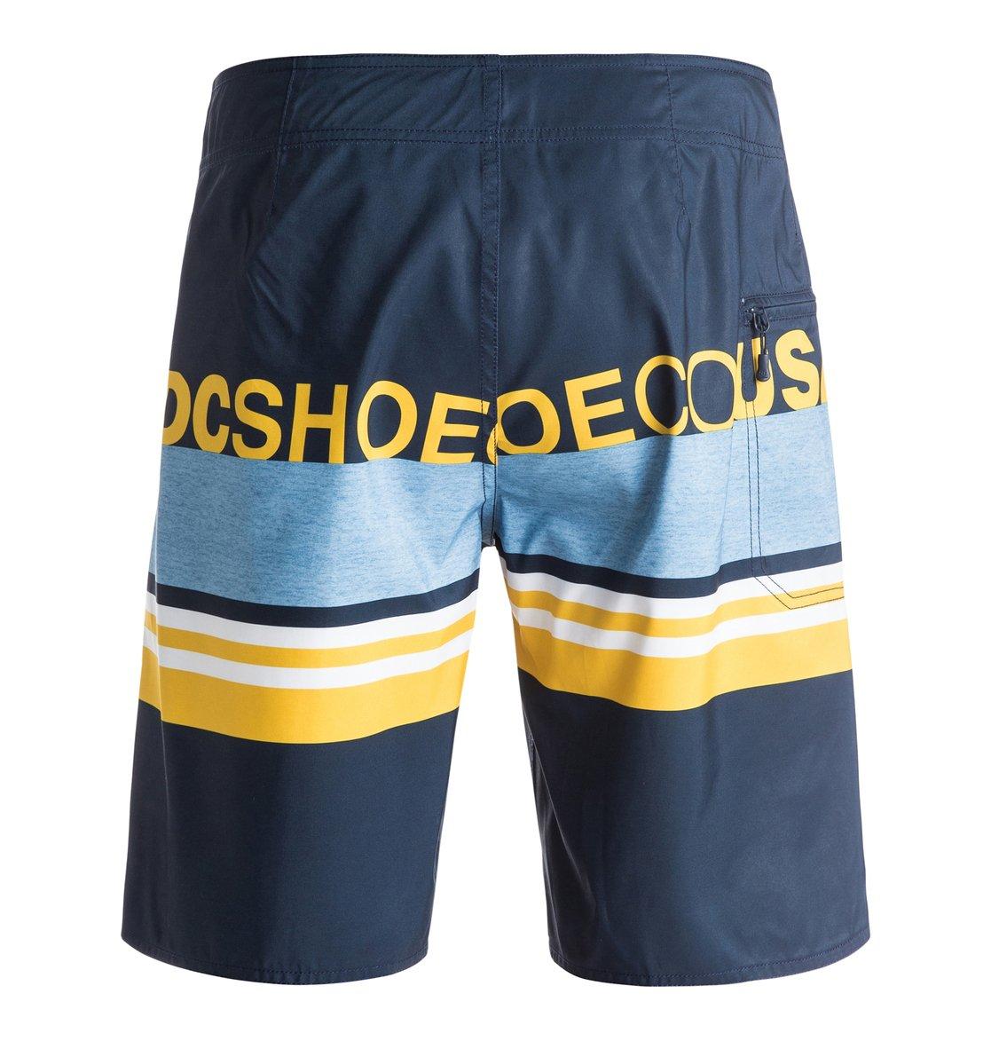 Boardshorty Dc Dogdays (Blue Iris)
