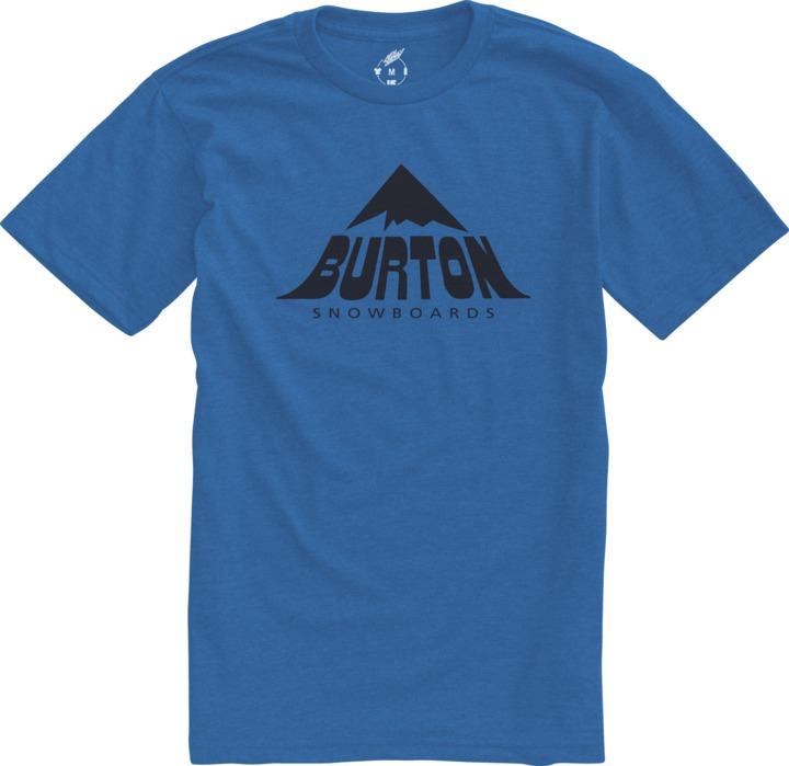 Koszulka Burton Mckinley Recycled (Heather Cove)