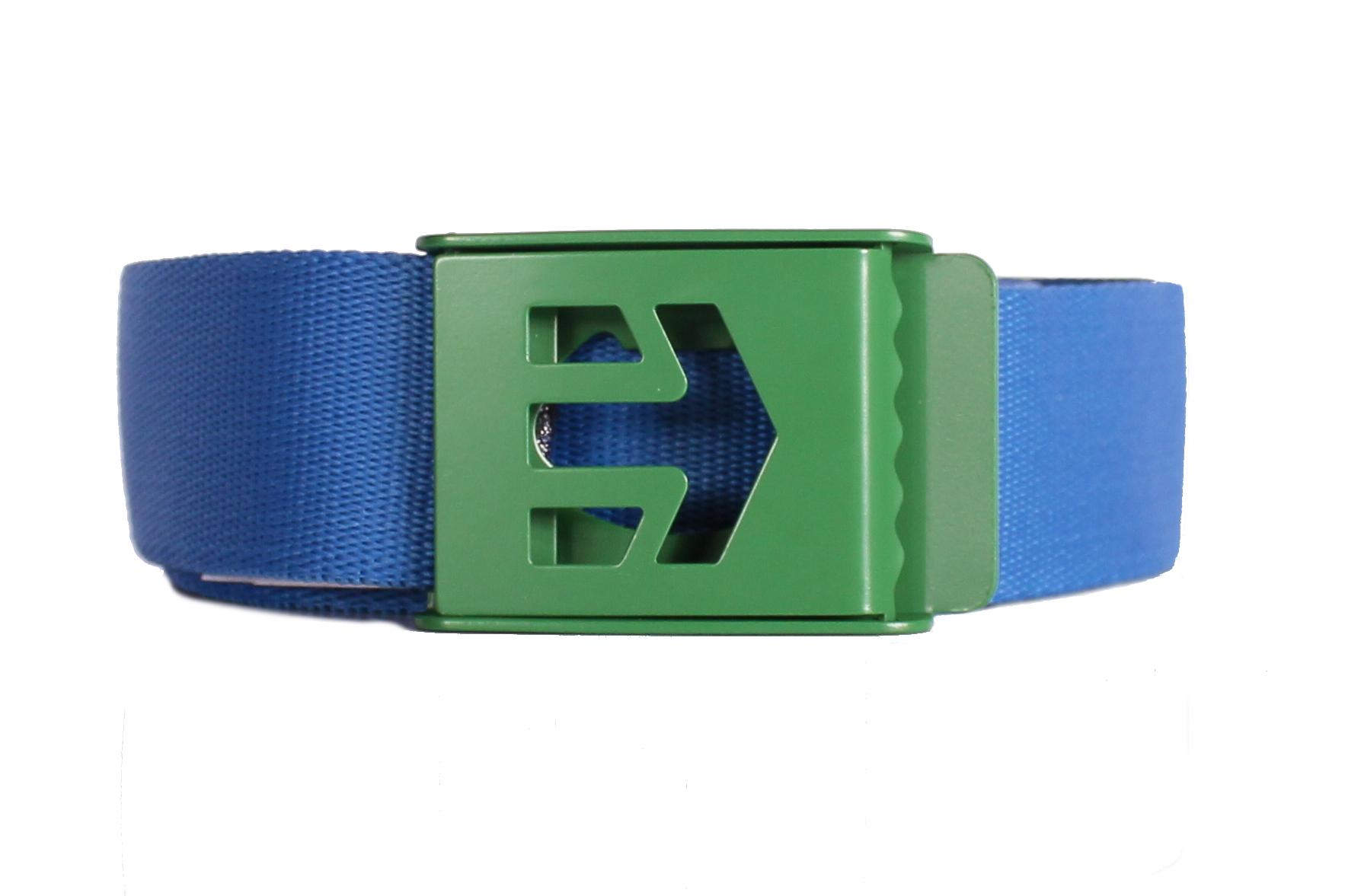 Pasek Parciany Etnies Staplez (Blue Green)