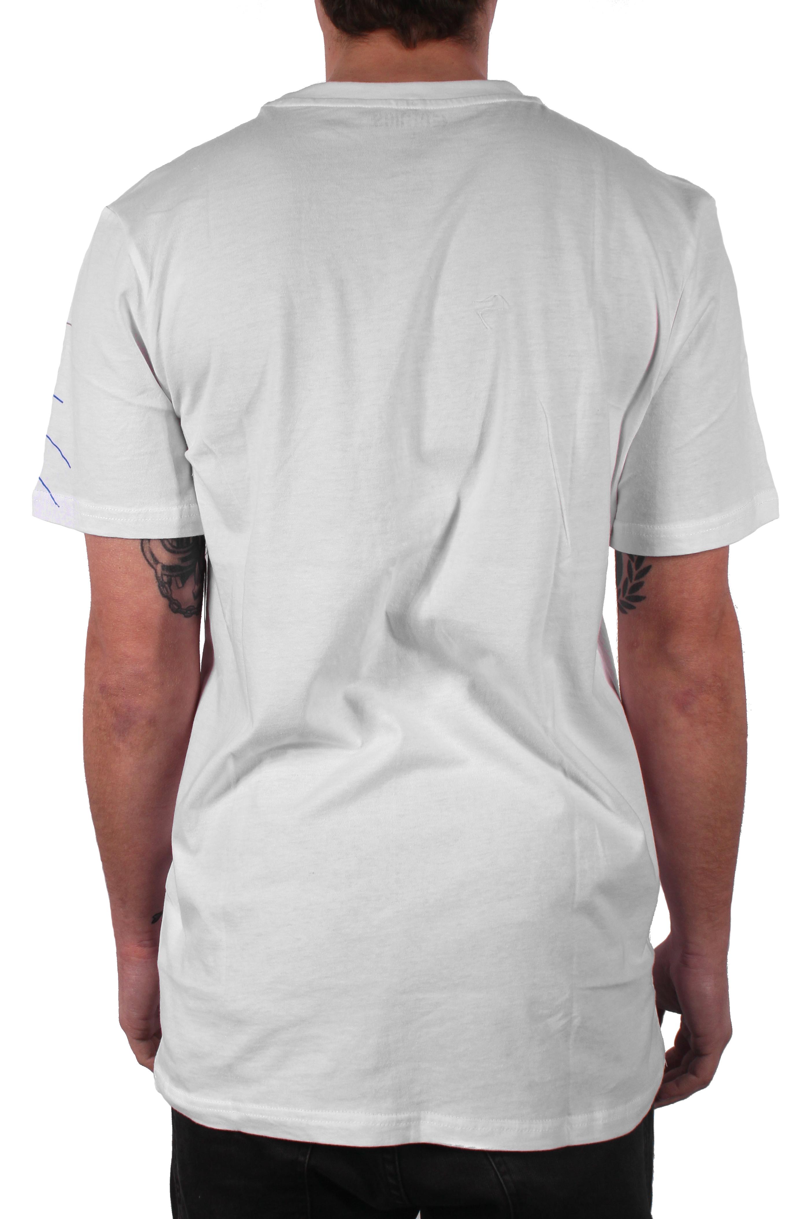 Koszulka Etnies Master Control (White)