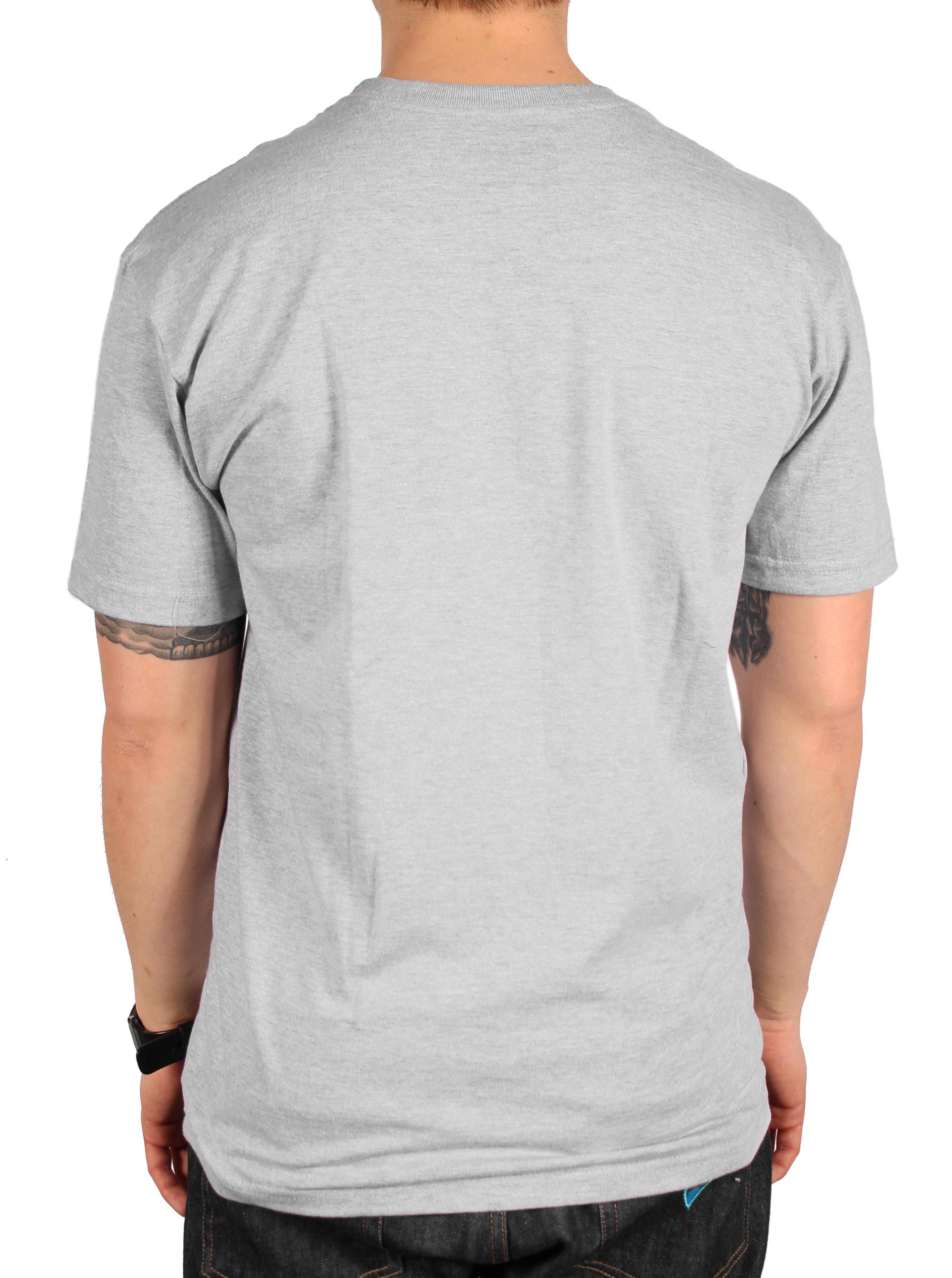 Koszulka Burton Battalion (Heather Gray)