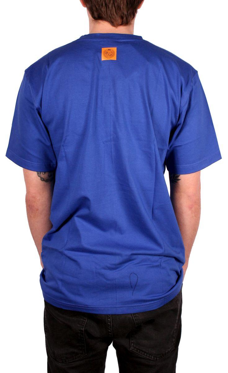 Koszulka Massdnm Block (Royal)
