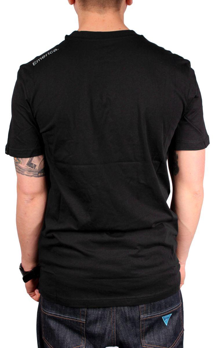 Koszulka Emerica Traingle 7.0 (Black)