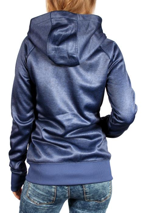 Bluza Burton Wms Scoop Hdd (Royal Blue Heather)