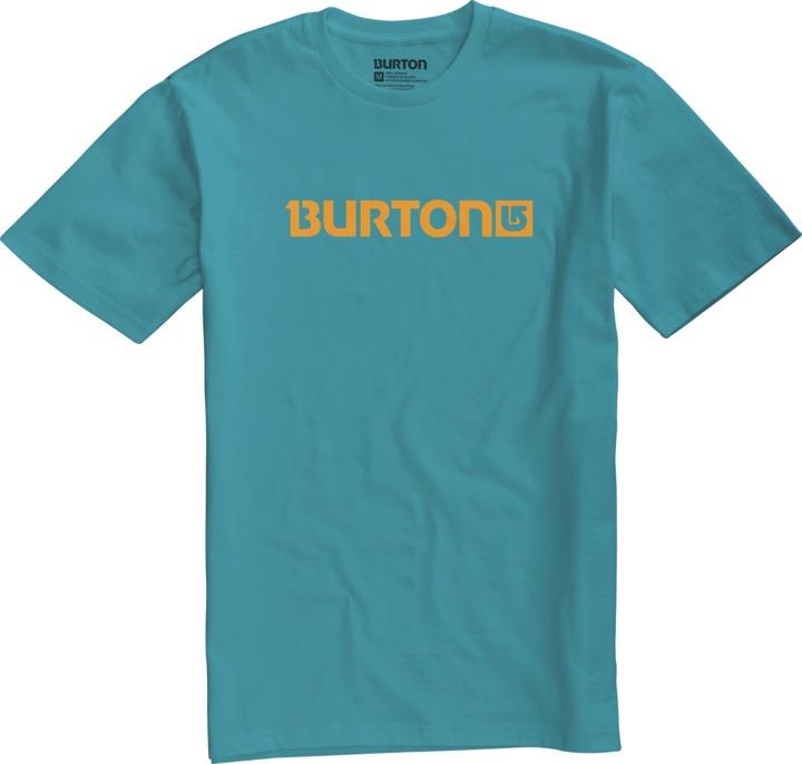 Koszulka Burton Logo Horizontal (Gulf Stream)