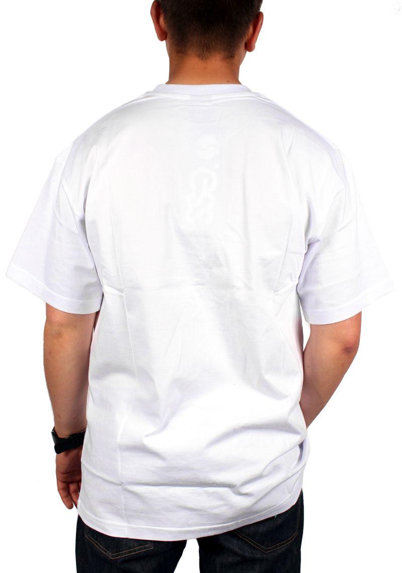 Koszulka Smoke Story Group Ssg Tag (White)