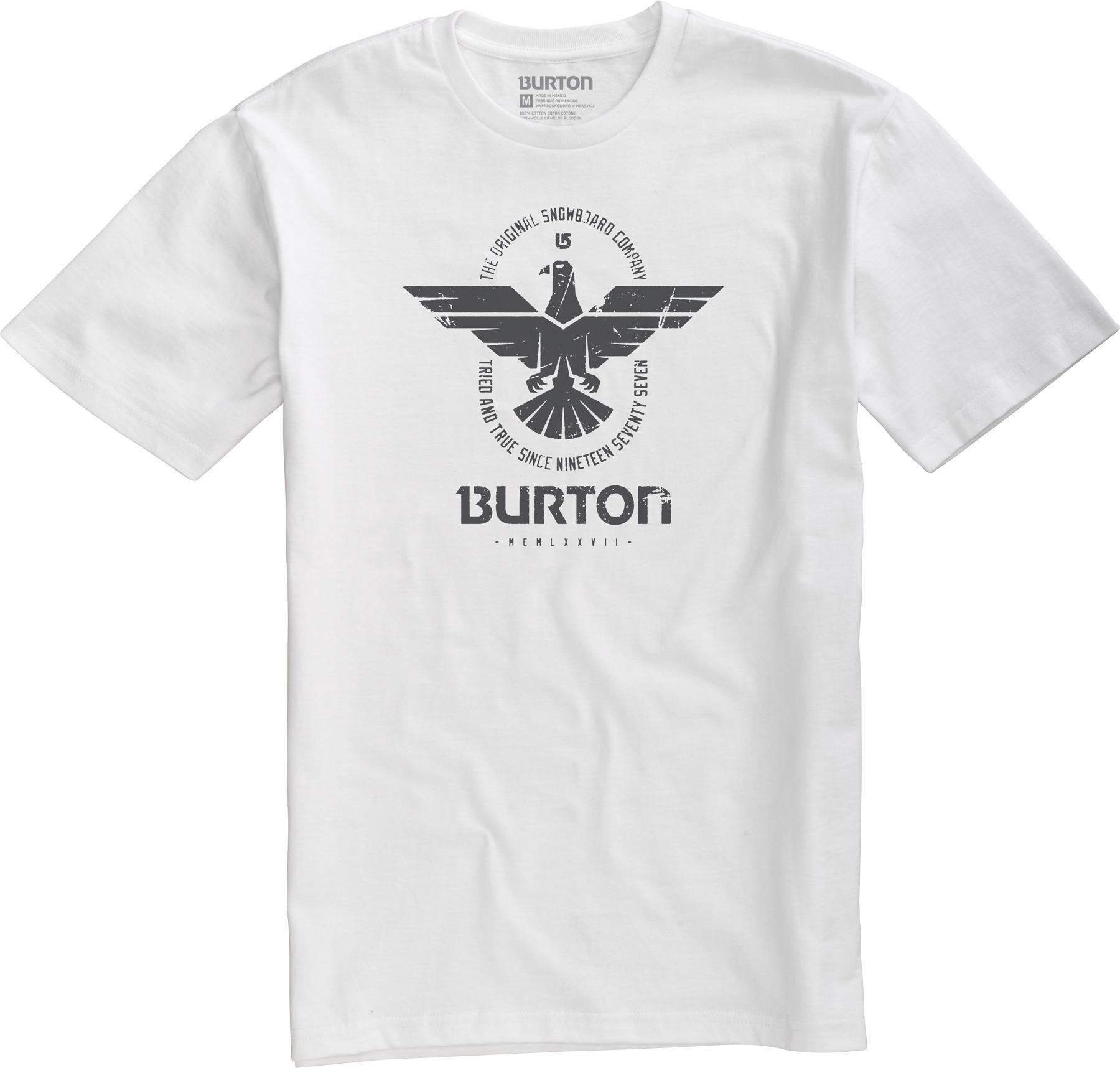 Koszulka Burton Caswell (Stout White)