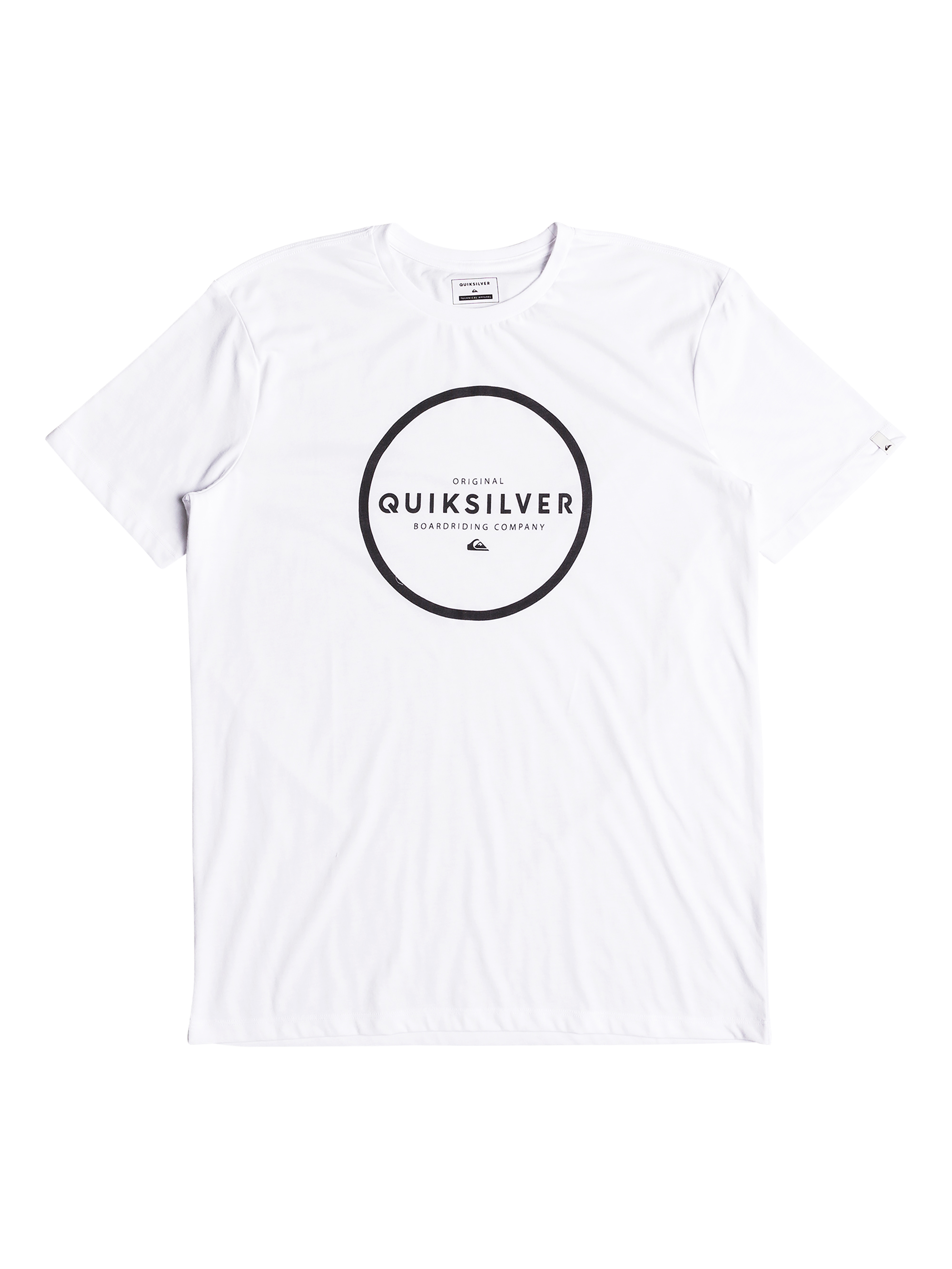 Koszulka Quiksilver Hunter Down (White) Ss18