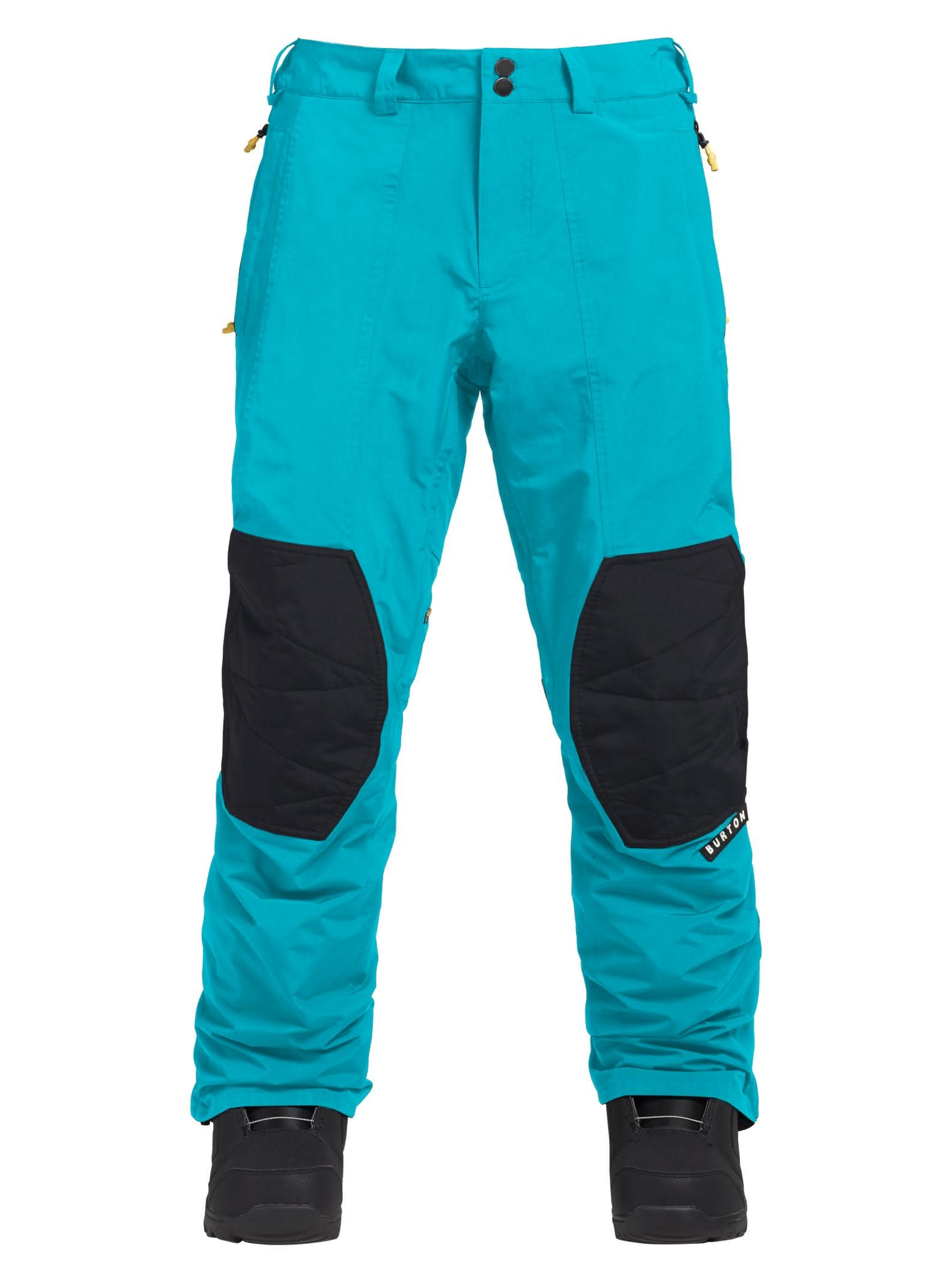 Spodnie Snowboardowe Burton Retro Pant (Tahoe / True Black) W19
