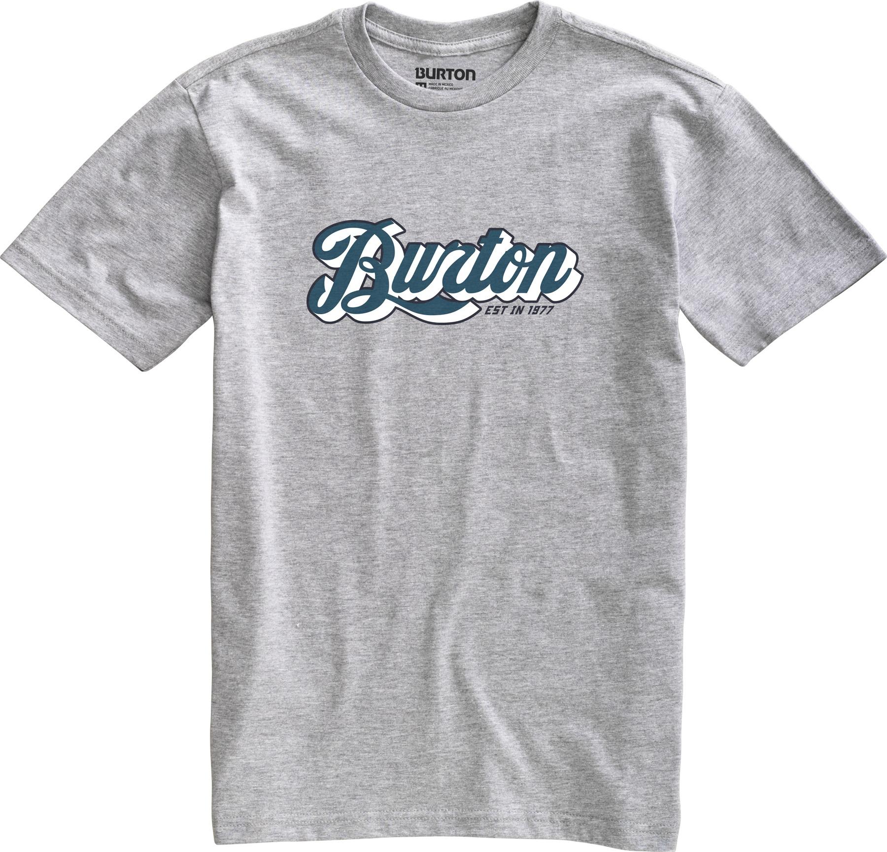 Koszulka Burton Enjoy (Heather Grey)
