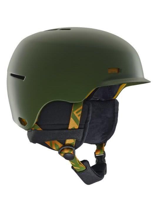 Kask Snowboardowy Anon Highwire (Green) W19