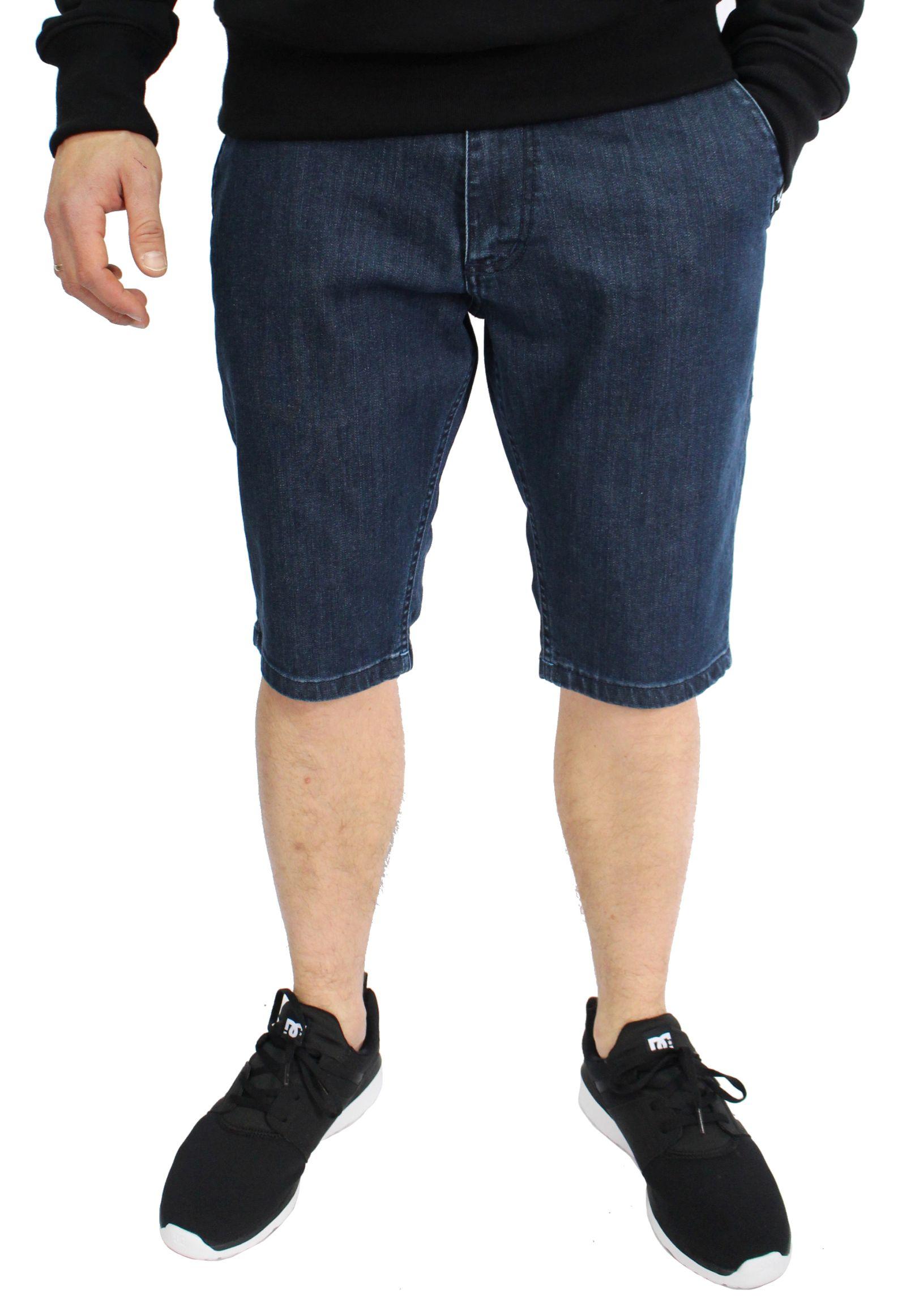 Szorty Nervous Sp16 Jeans (Indygo)