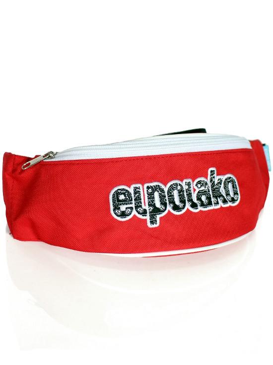 Saszetka El Polako Bandana (Czerwony)