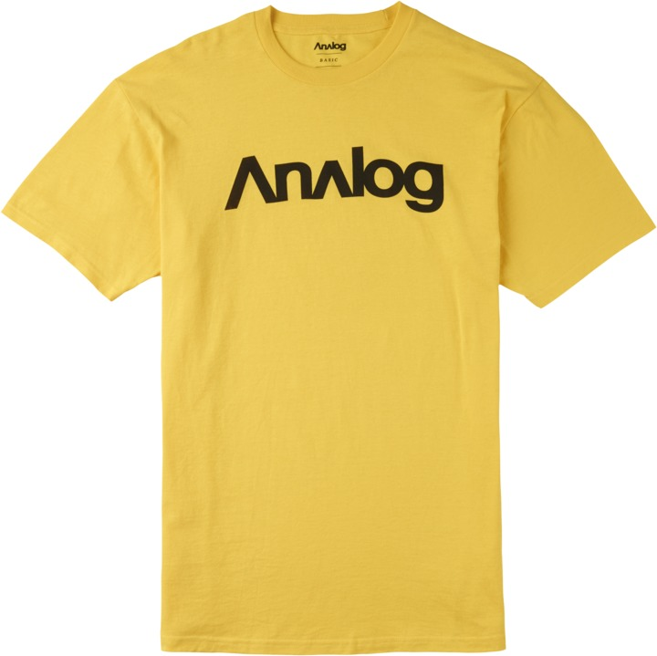 Koszulka Analog Analogo (Yellow)