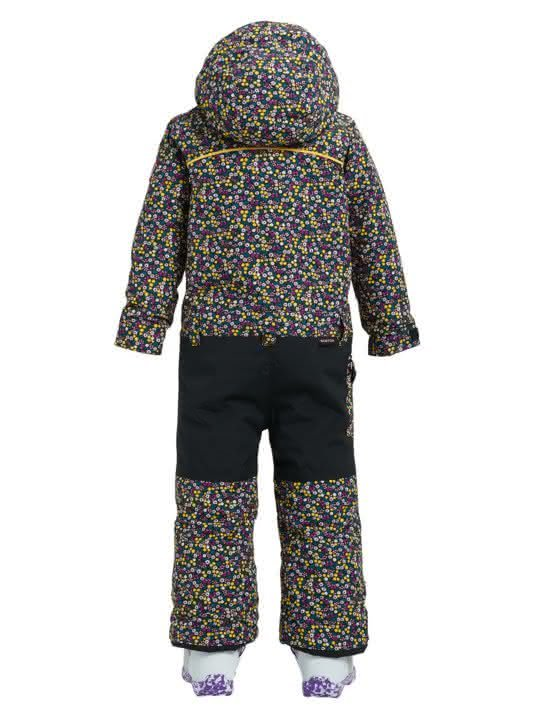 Dziecięcy Kombinezon Snowboardowy Burton Girls Illusion One Piece (Forget Me Not) W19
