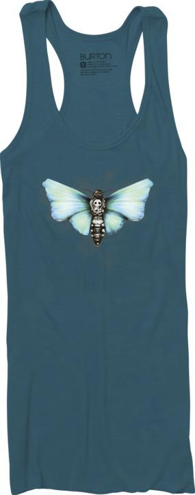 Koszulka Damska Burton Clarice (Cerulean)
